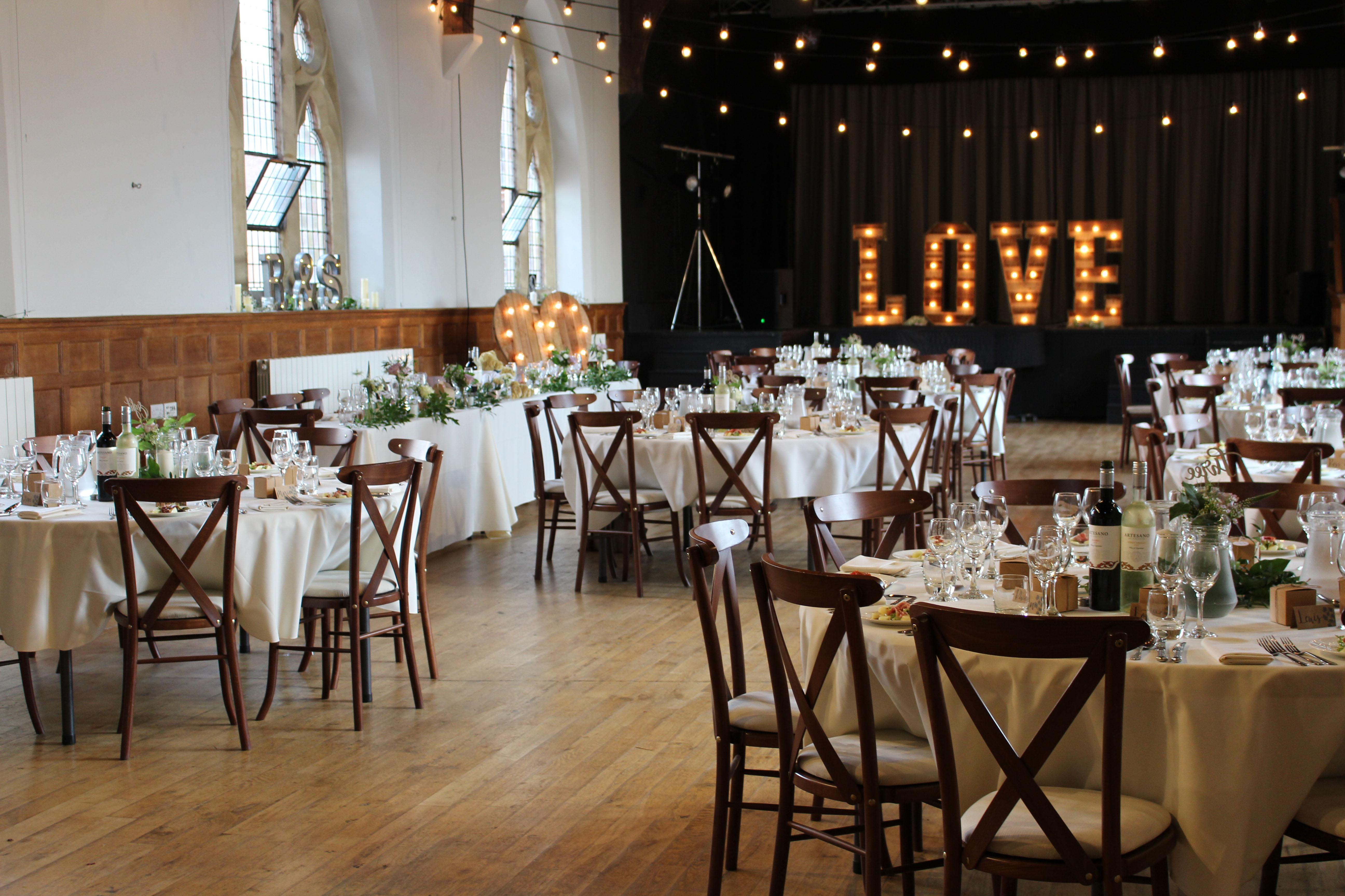 Weddings ardingly venue hire