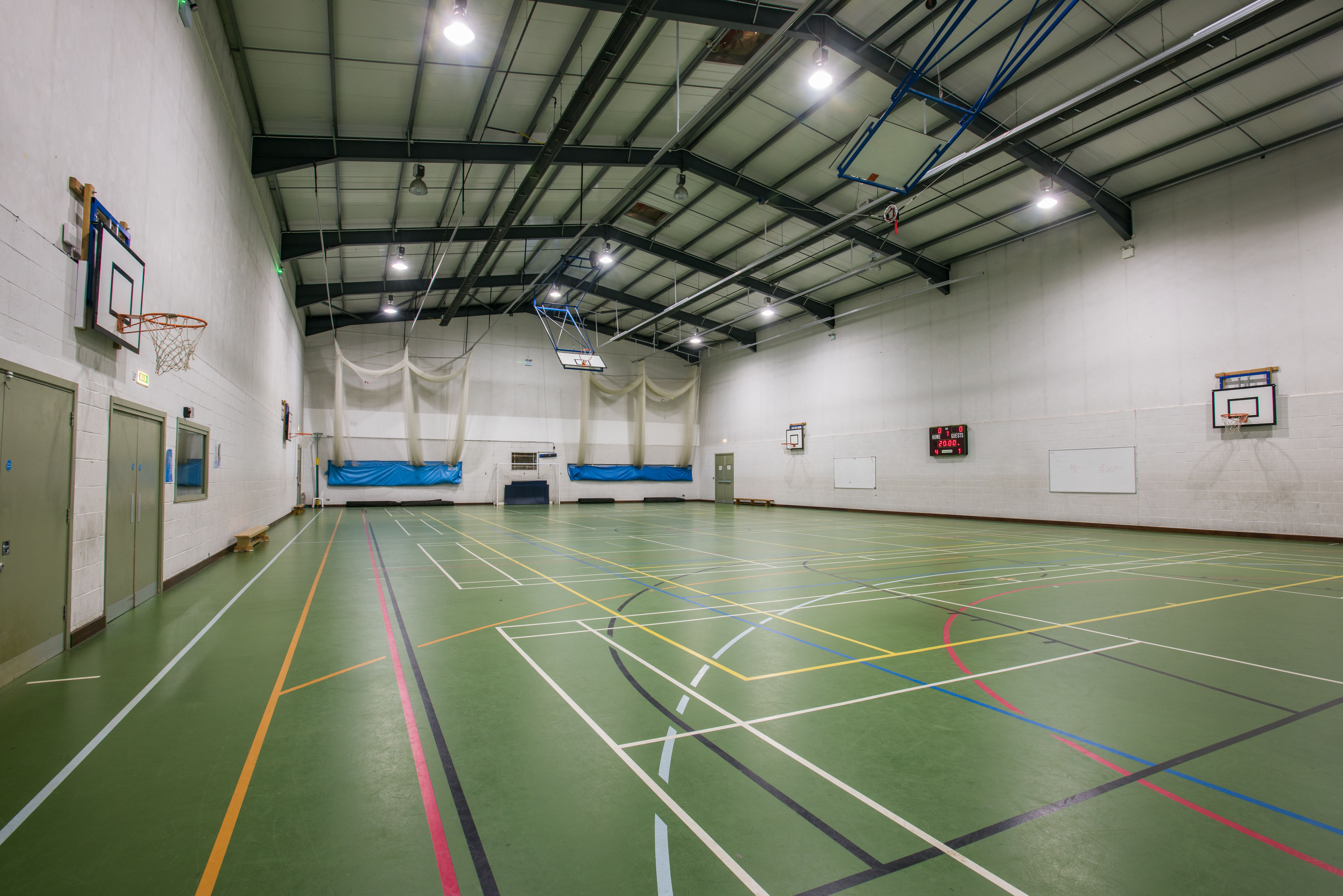 Large Sports Hall