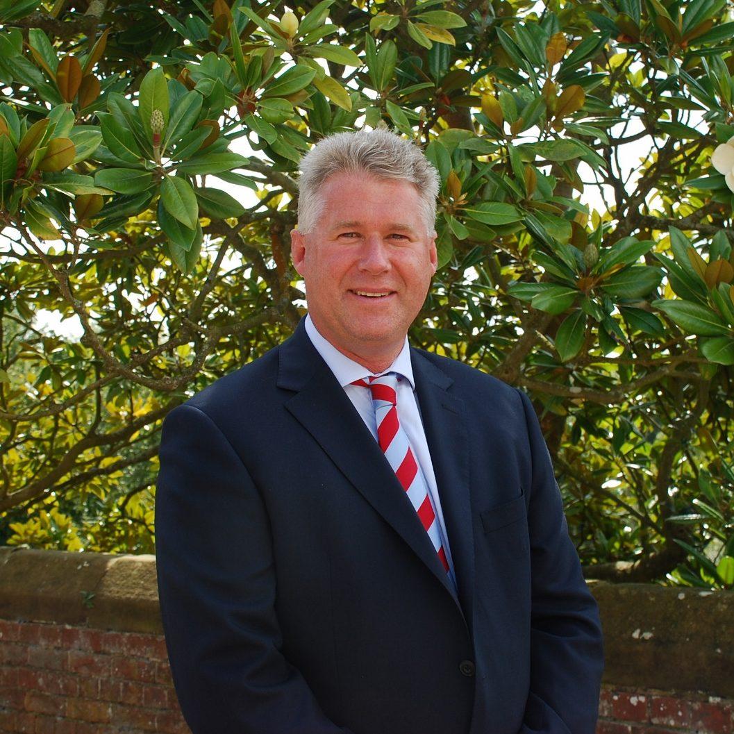 Mr J Castle BA (Surrey)