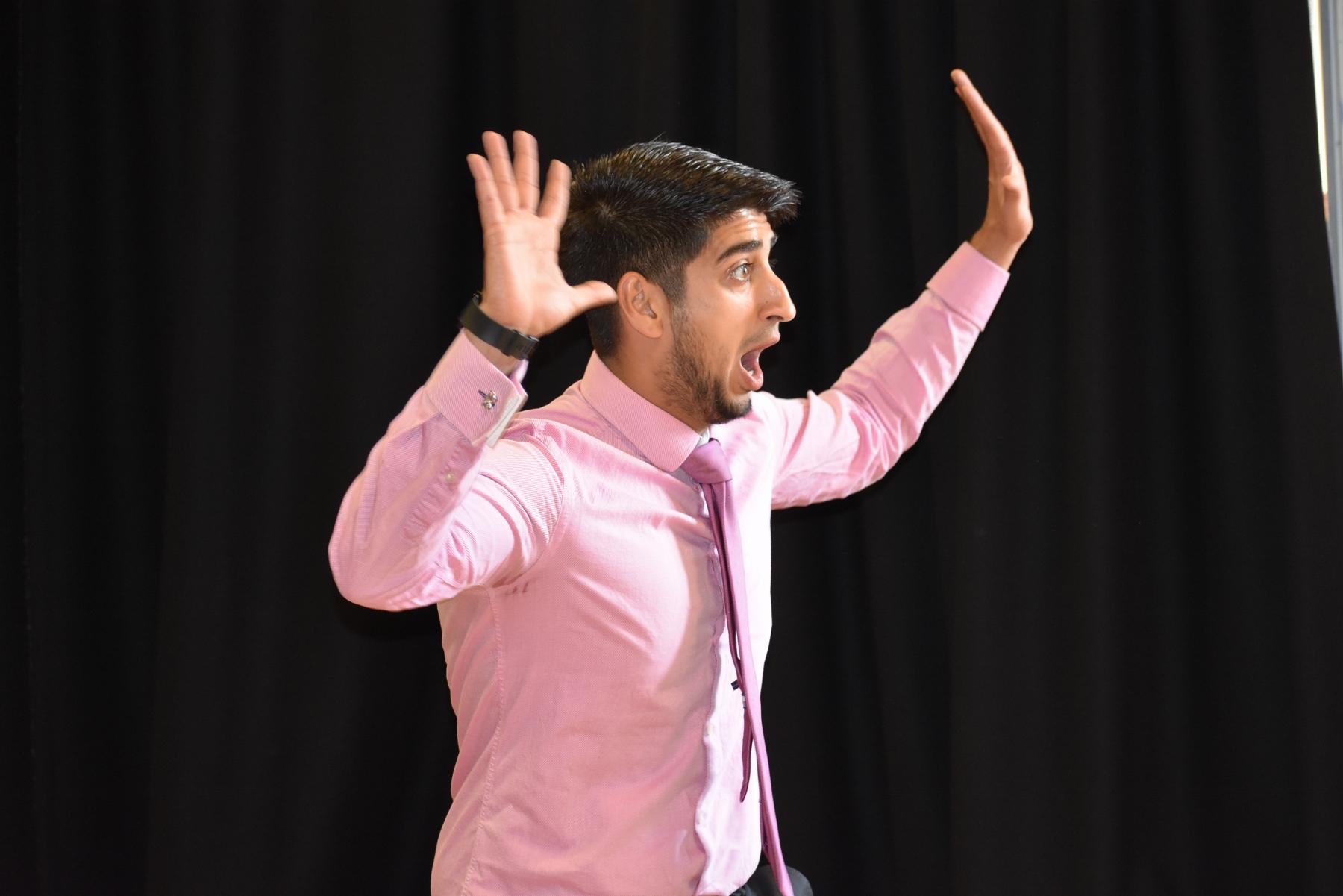 Sumair Hussain
