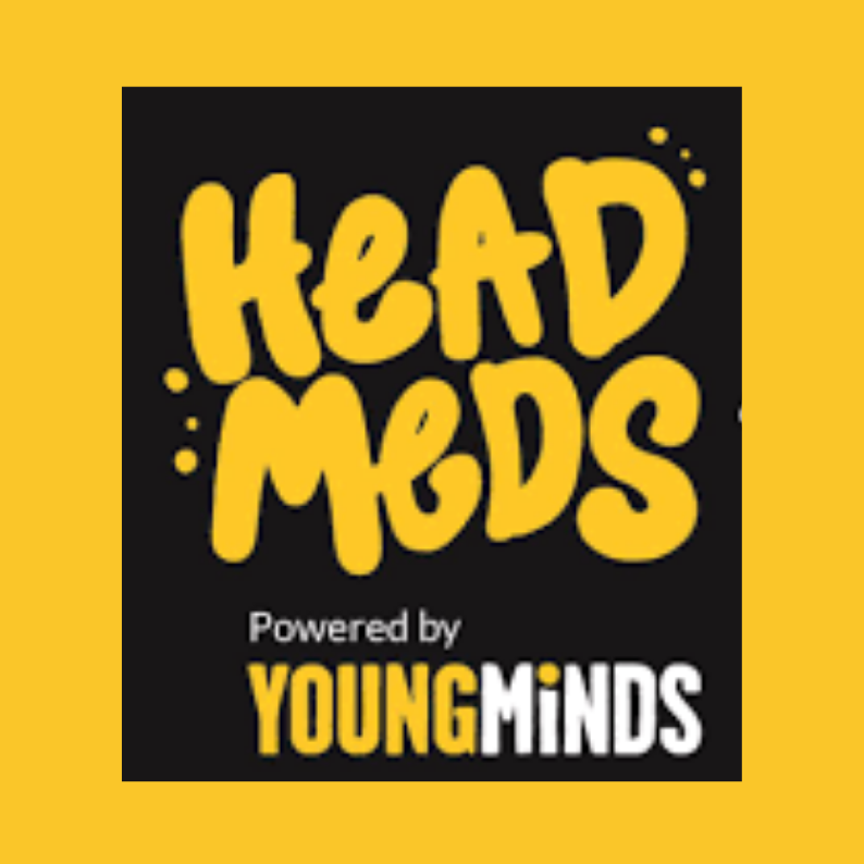 Head Meds - To give young people straightforward and reliable information about mental health medication from a trustworthy source